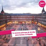Se anuncia prórroga de 90 días para turistas en España
